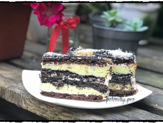 Сирно-маковий шоколадний. Торт-пляцок, який вартий вашої уваги.
