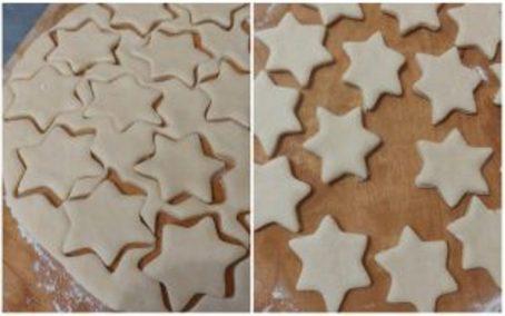Печиво на сметані, рецепт випічки родом з дитячого садка.