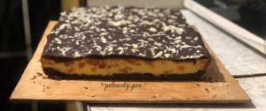 Шоколадний сирник