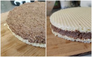 Торт-пляцок без випічки