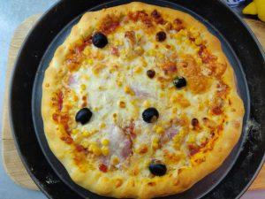 Домашня піца