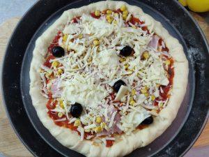 Домашня піца як в піцерії