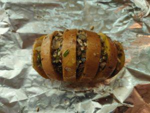 Картопля гармошка