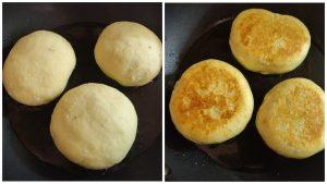 Пиріжки з картоплі на сковорідці