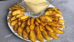 Картопля по французьки