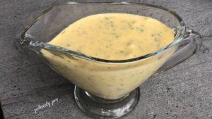 Соус до картоплі в духовці