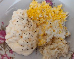 Соус-салат до м'яса