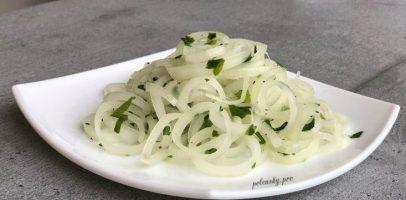 Маринована цибуля до шашлику, салатів, як у ресторані.