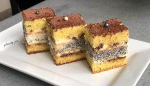 Торт-пляцок Білий цвіт
