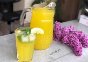 лимонад з лимонів по турецьки