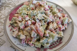 Швидкий салат