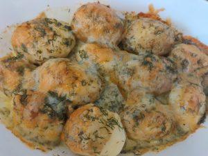 Рецепт молодої картоплі