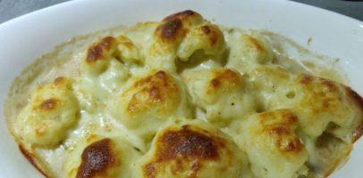 Цвітна капуста в духовці – рецепт смачнішої страви за м'ясну.