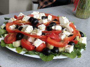 салат по грецьки