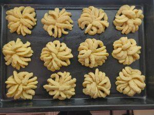 """Печиво """"Хризантеми"""""""