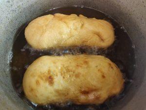 Пиріжки з картоплі
