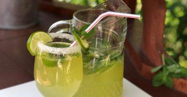 Безалкогольний мохіто – рецепт освіжаючого напою у спеку.