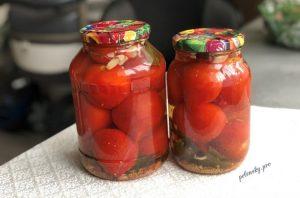 Мариновані помідори на зиму
