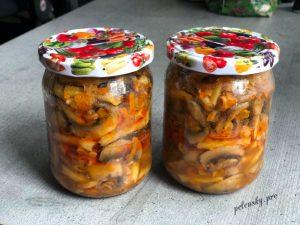 салат з шпарагівки