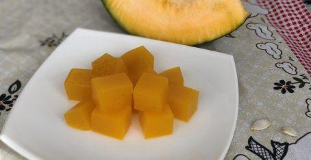 Гарбузовий мармелад. Корисний і простий у приготуванні десерт.
