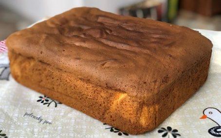 Медовий бісквіт. Рецепт ідеального медового торта.