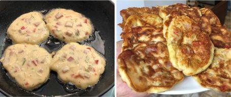 Швидкі млинці-піци. Найсмачніший сніданок або перекус.